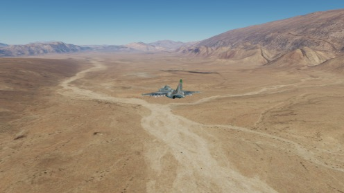 Su-25T-the-drylake