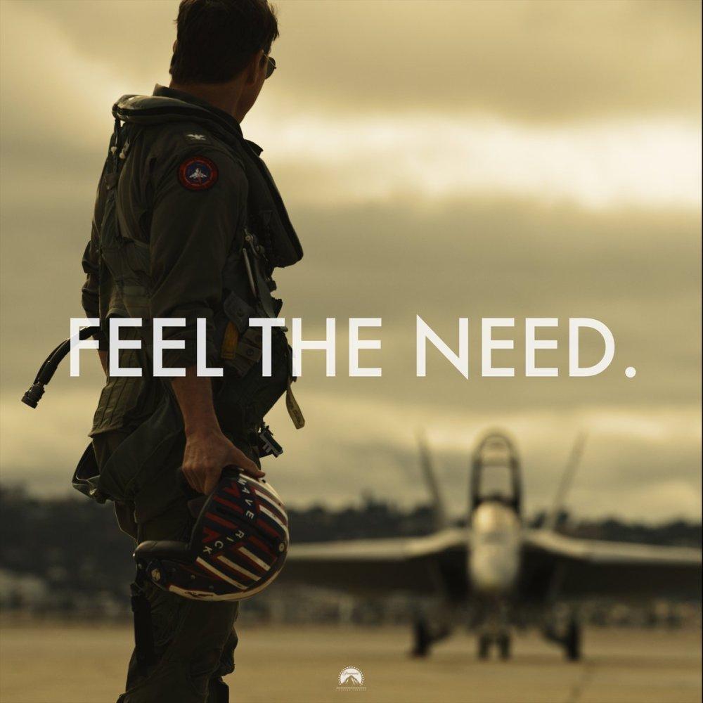 Top Gun 2 Feel The Need