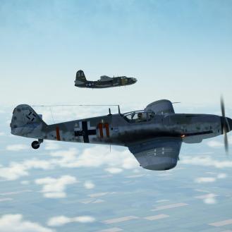 Bf109G-14-bomber-intercept