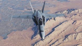 F-18-high-over-vegas