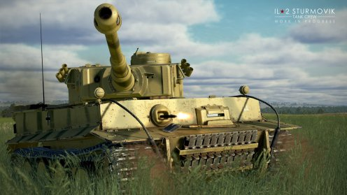 Tank Crew tanks have fulled modeled interior and exterior tank models...