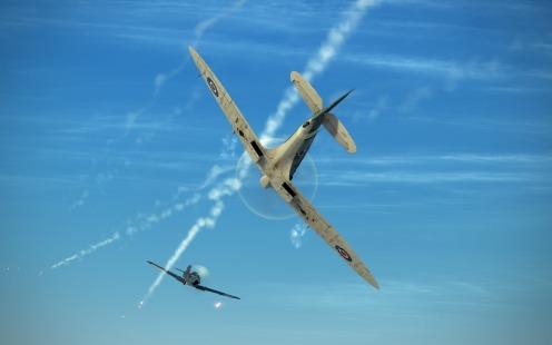 SpitfireIXe-tracers