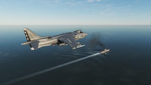 AV-8B-carrier-flyover