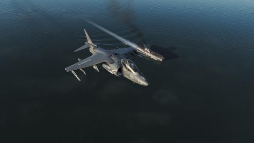 AV-8B-overflight
