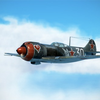 La-5FN-red-nose-red-heart