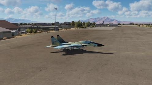 MiG-29-Kerman-ramp