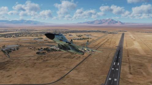 MiG-29-Kerman-takeoff