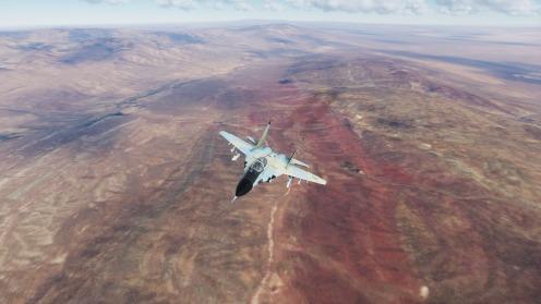 MiG-29-red-rock