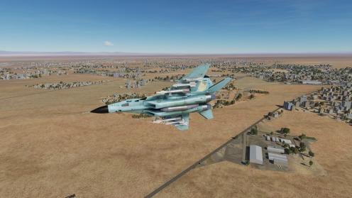 MiG-29-Sirjan-urban