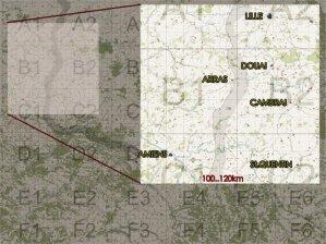 Arras-map