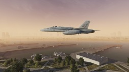 F-18-harbour-yatchs-dusty