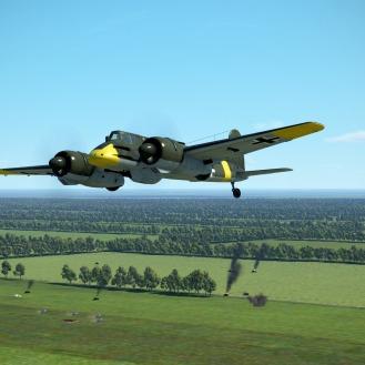 Hs129-battlefield