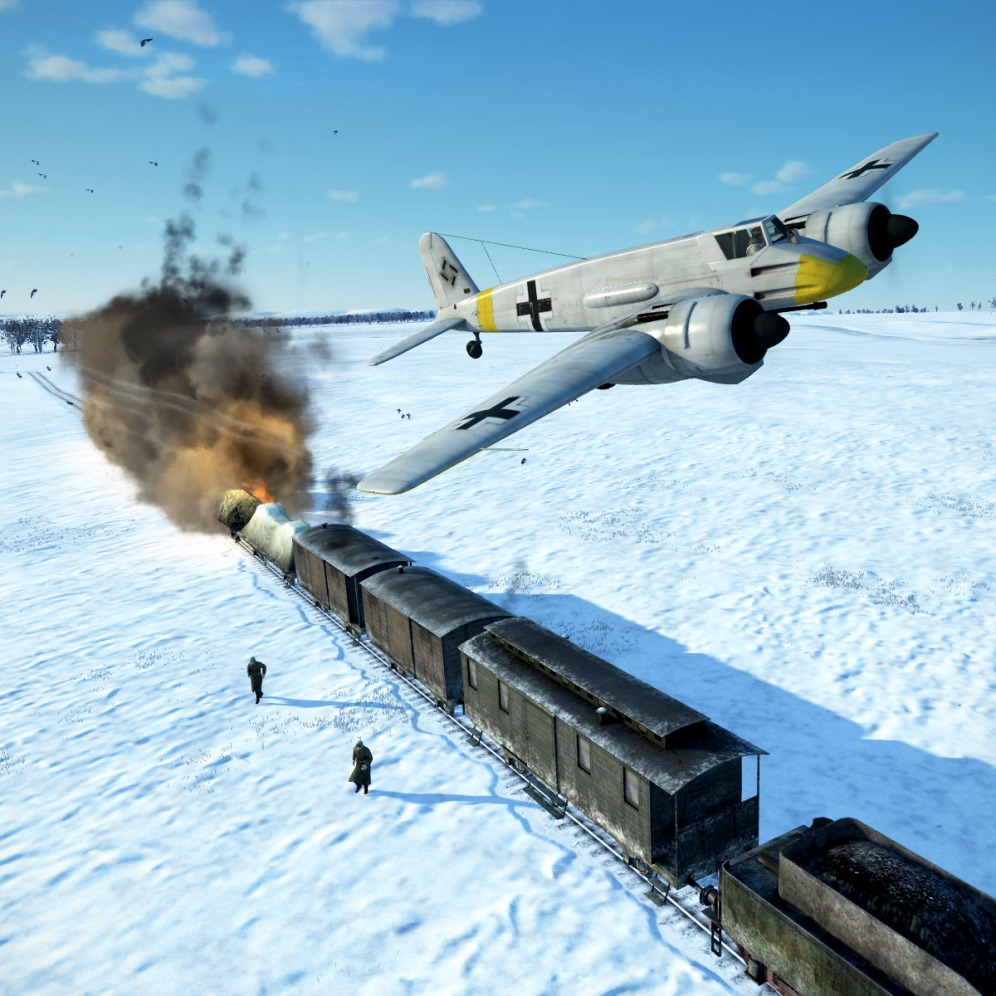 Hs129-winter-train-buster