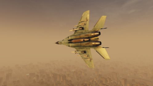 MiG-29-dusty-break
