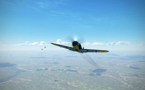 Bf109F-4-full-throttle