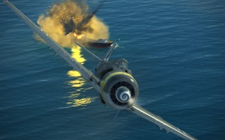FW190G-8-boatsplashed