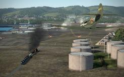 P-39L-1-tracer-smoke