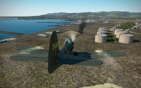 P-39L-1-tracer-smoke2