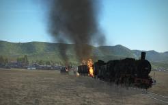 Train-fire-effects