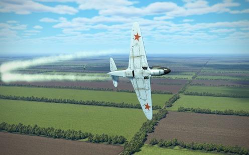 Yak-1B-new-fuel-leak