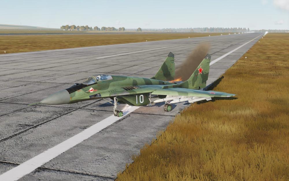 MiG-29S-bouncy