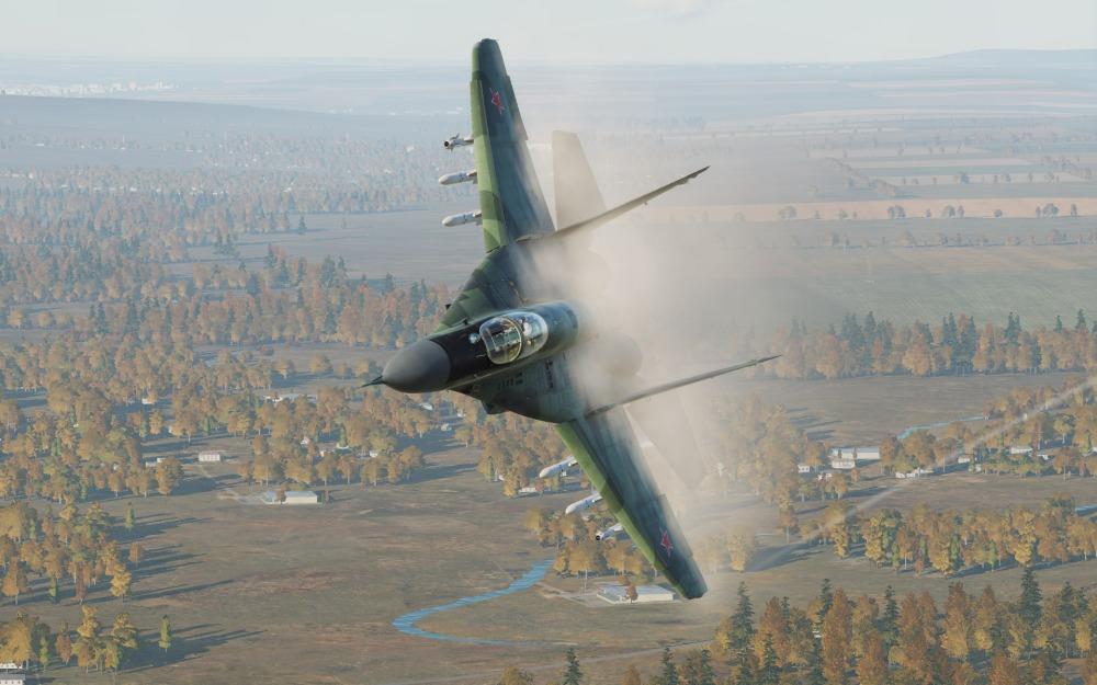 MiG-29S-vapours