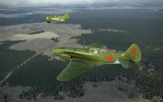 MiG-3-andI-16