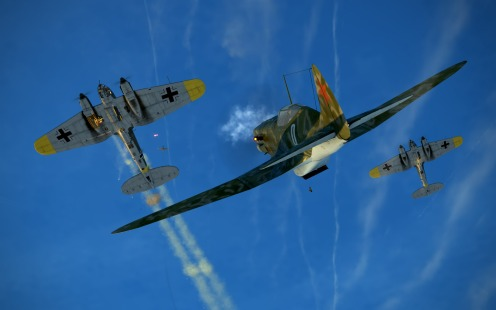 MiG-3-bomber-high-intercept