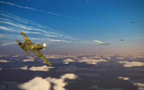 MiG-3-long-range-shot