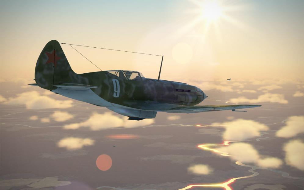 MiG-3-warm-autumn-light