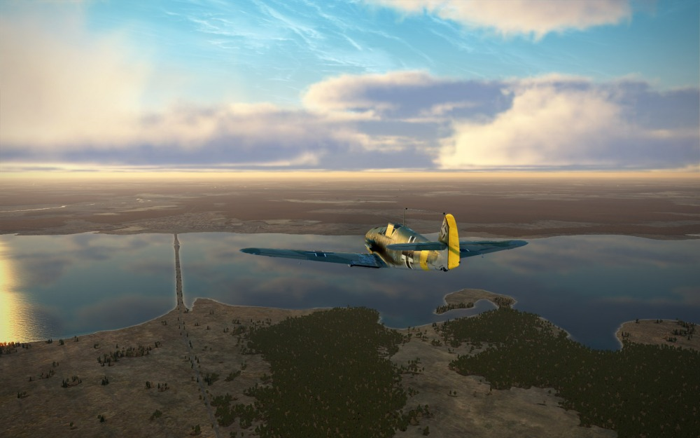 Bf109F-2-into-clouds