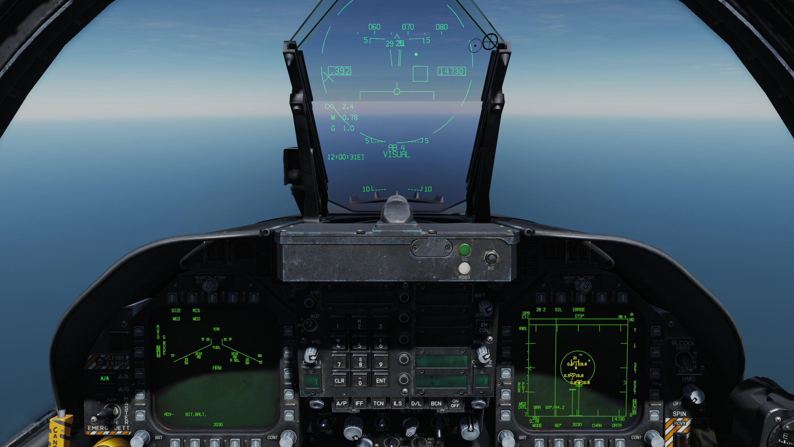 DCS news round-up, ED miles, bugs, fixes, new Hornet