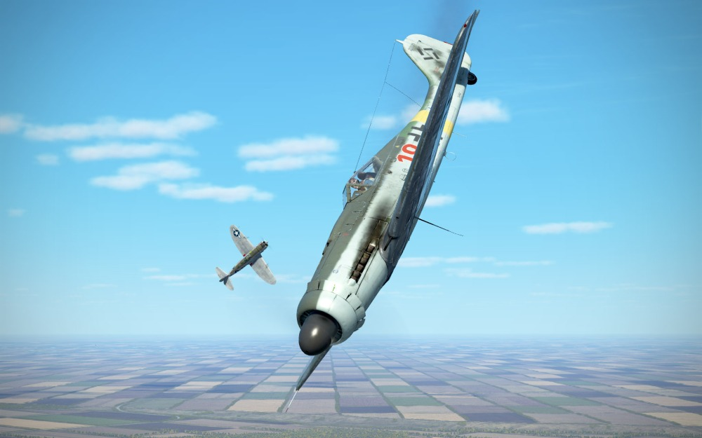 First Impressions Of The Fw190d 9 From Battle Of Bodenplatte Stormbirds