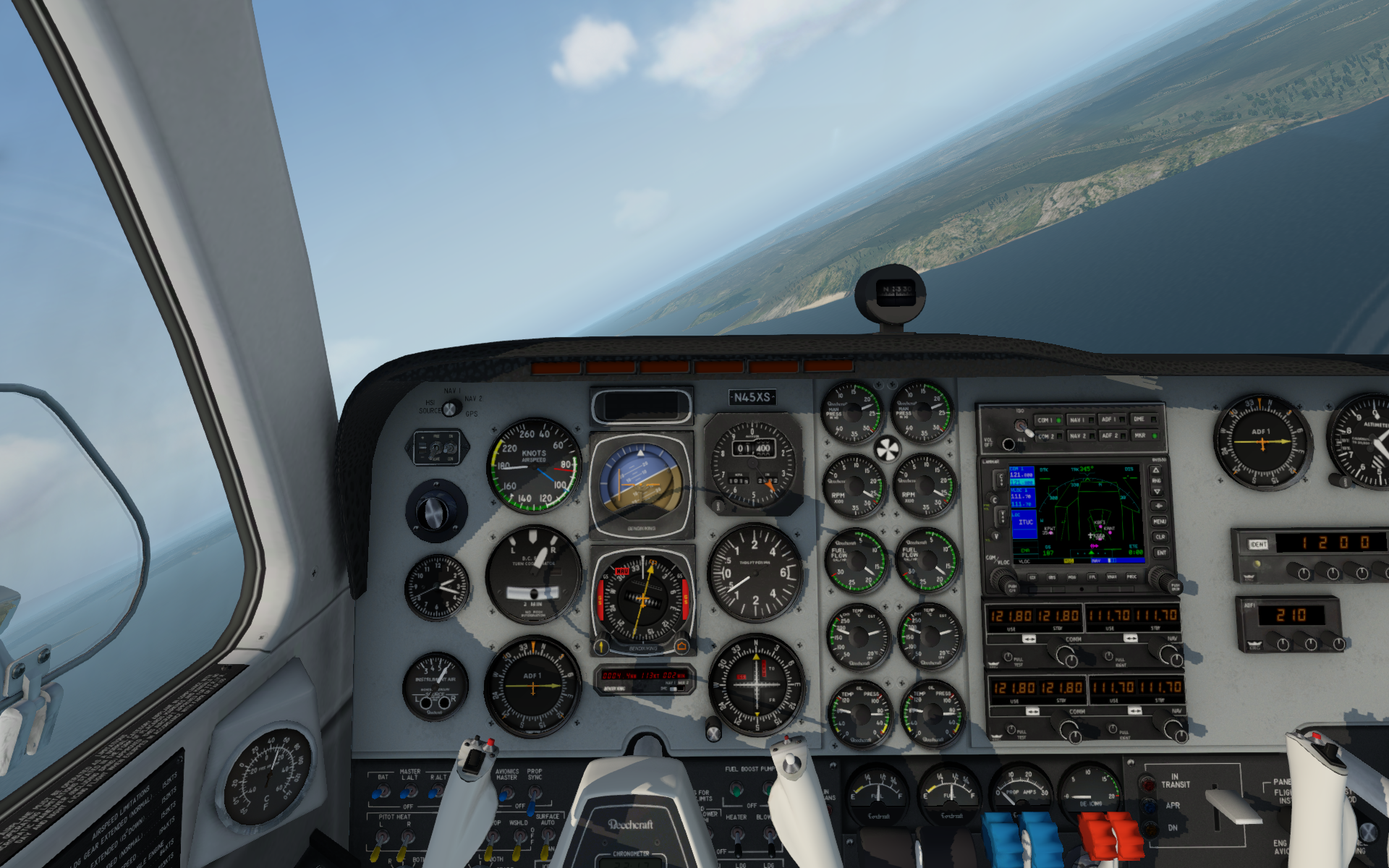 Checking out the X-Plane 11 demo! – Stormbirds