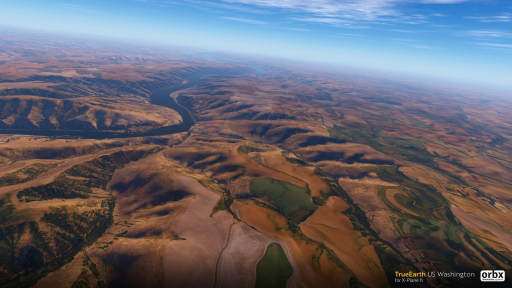 Orbx shows off gorgeous X-Plane 11 Washington scenery – Stormbirds