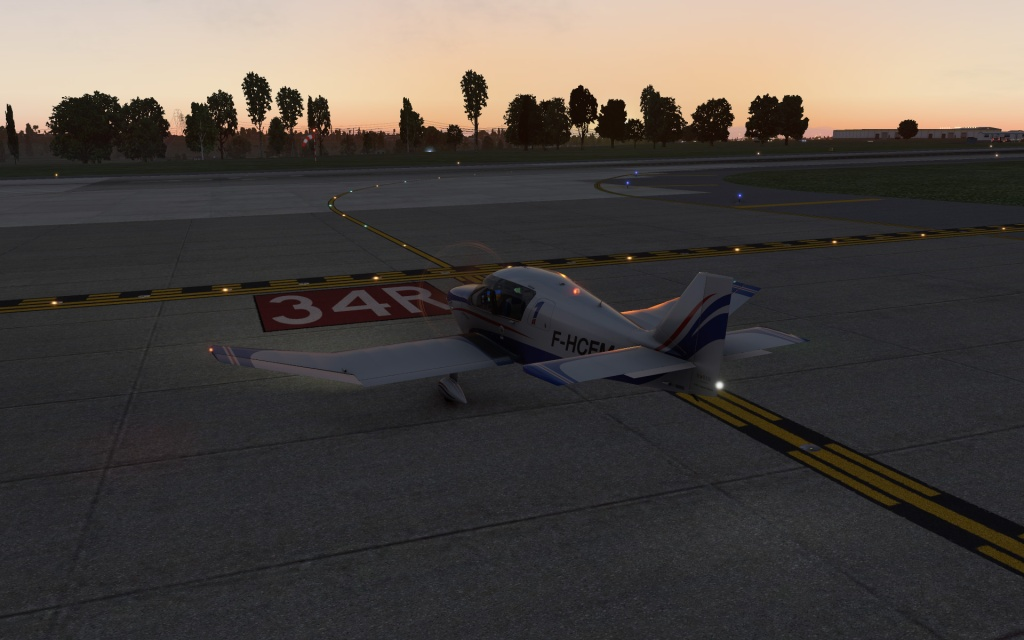 The completely free Aerobask Robin DR401 for X-Plane 11