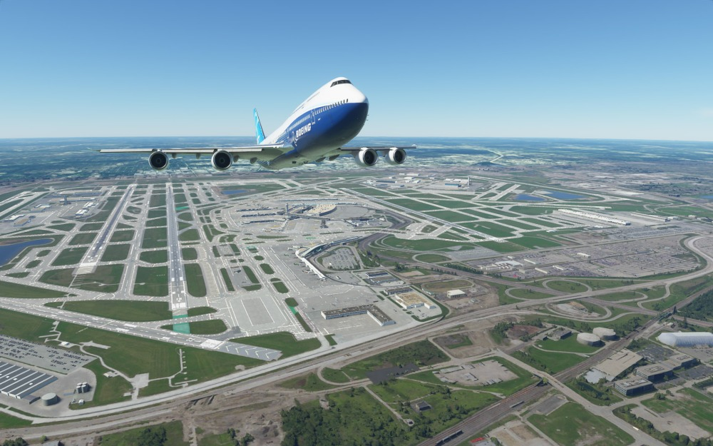 Goals in flight simulation for 2021 - Stormbirds
